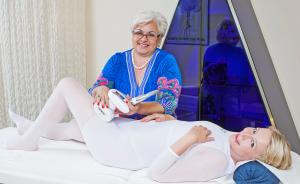 Lipomassage gegen Cellulite